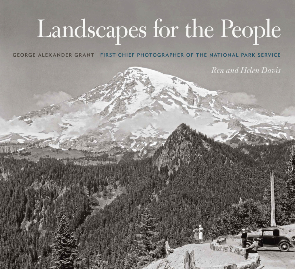 Landscapes for the People book cover art