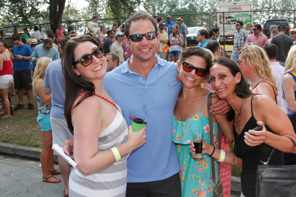 Brookhaven Beer Fest brings together bands, a DJ and food trucks to entertain attendees.