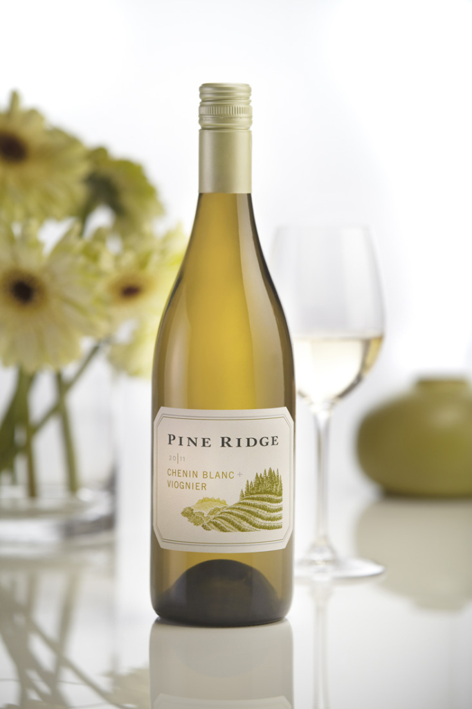 Pine Ridge Chenin Blanc + Viognier is recommended by Manjula deSilva at Sherlock's Wine Merchant