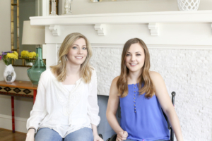 After meeting at the Shepherd Center while both were in rehab for spinal cord injuries, Caroline Hazel and Jen Lindquist became fast friends and then roommates.