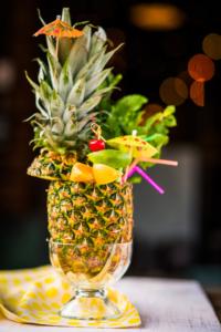 Pineapple Tiki Bomb