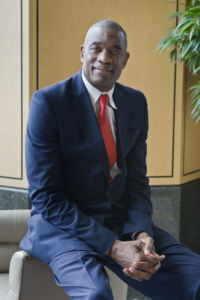 Through the Dikembe Mutombo Foundation, the former Atlanta Hawks All-Star provides desperately needed medical care for his countrymen and women in the Democratic Republic of the Congo.