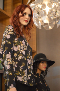 The hotel hosts fashion events in conjunction with its neighbor, Phipps Plaza.