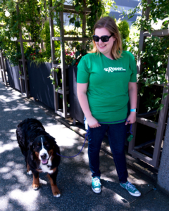 Rover's online portal makes it easy to book and pay local dog walkers.