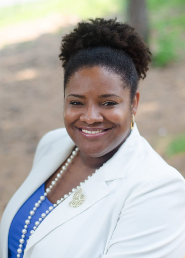 Philanthropist and consummate volunteer, Donja Gordon-Eubanks is passionate about combating violence against women.