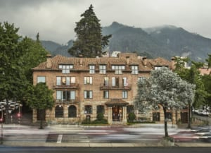Bogotá has two luxe Four Seasons properties, either of which serves as a perfect home base.