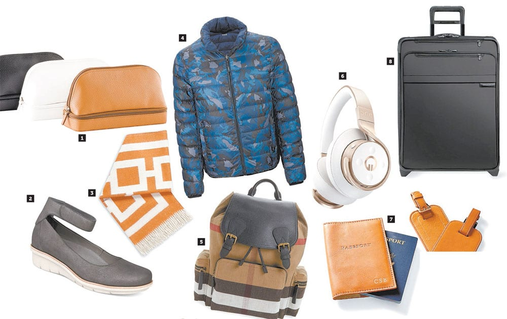 THE 8 ESSENTIALS EVERY TRAVELER NEEDS