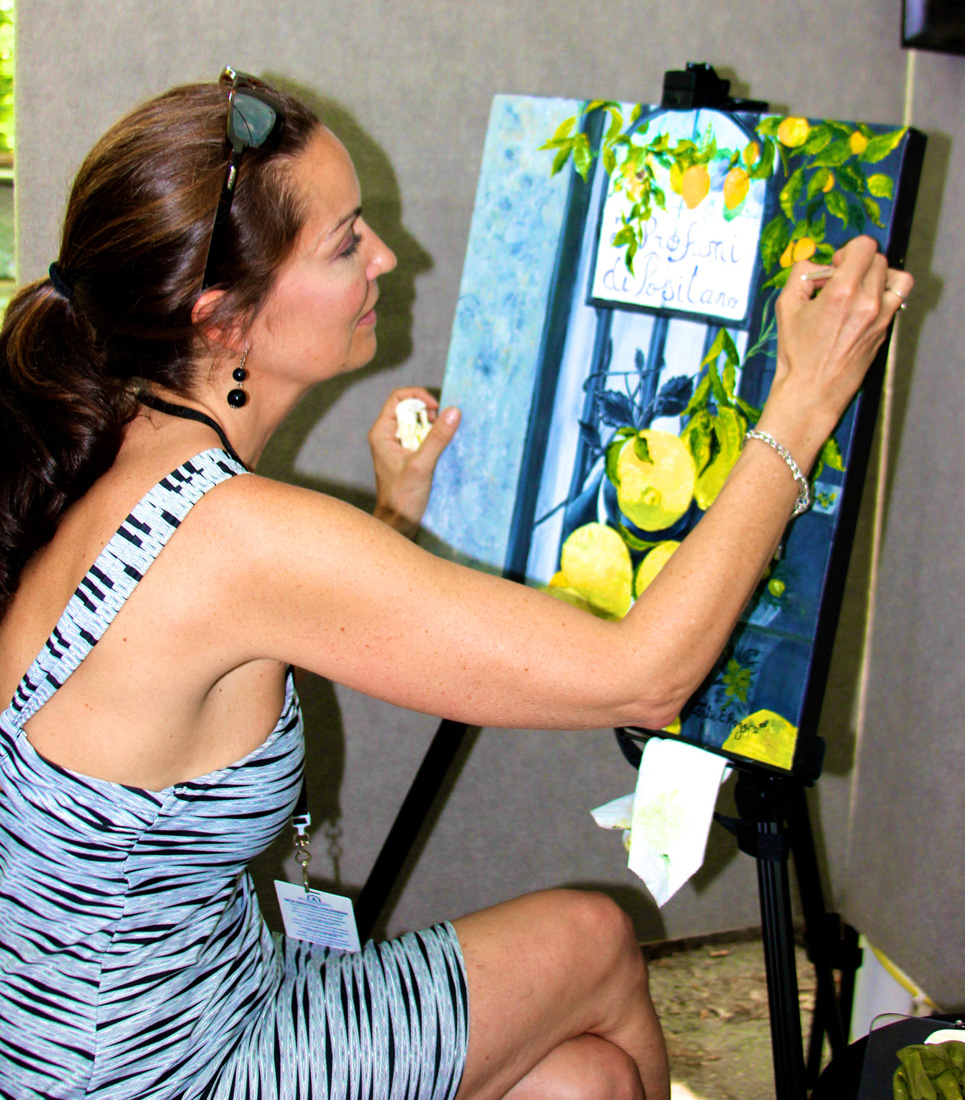 Buckhead Fine Arts Festival attendees will find plenty to add to their collections.
