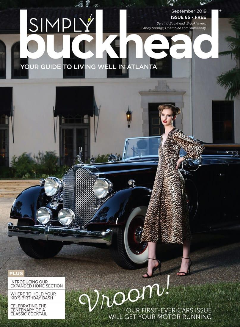 Simply Buckhead Cover Story