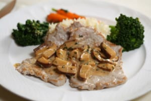 La Grotta is known for its finesse with veal, including the masterful scaloppini di vitello alla Grotta.