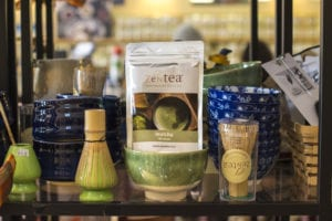 Zentea in Chamblee has all the goodies you need to make the perfect cup of matcha.