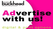 Advertise with Simply Buckhead Magazine