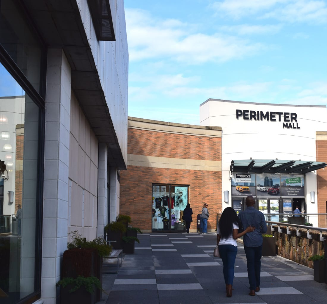 Perimeter Mall, one of the metro area's premier shopping destinations, is home to Apple, H&M, Macy's, Nordstrom and more.