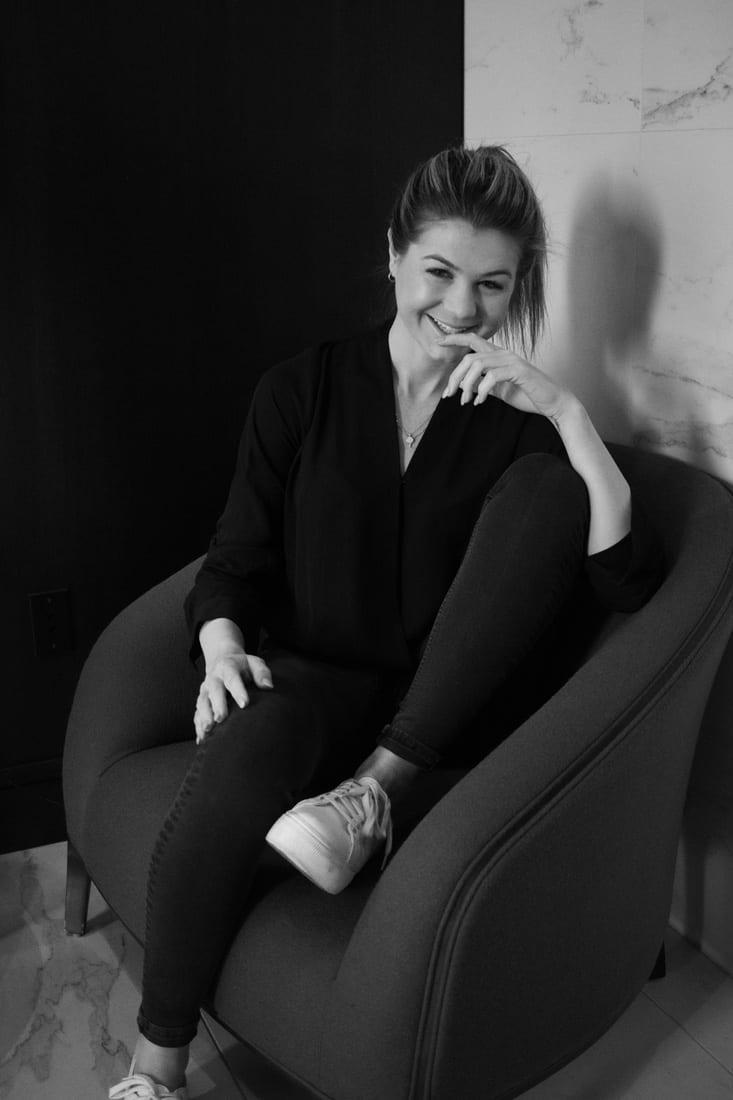 Nouri Founder Caroline Beckman